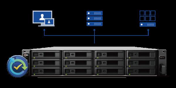 Synology ra sản phẩm, phần mềm mới và cập nhật hệ thống tại Computex 2018 2