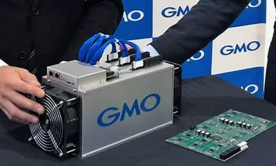 GMO Miner B2 400x240 - GMO Miner B2: Máy đào bitcoin cấu hình khủng