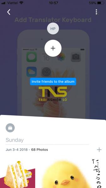 IMG 0555 337x600 - Cách sao lưu hình ảnh trên iOS, Android không giới hạn dễ dàng