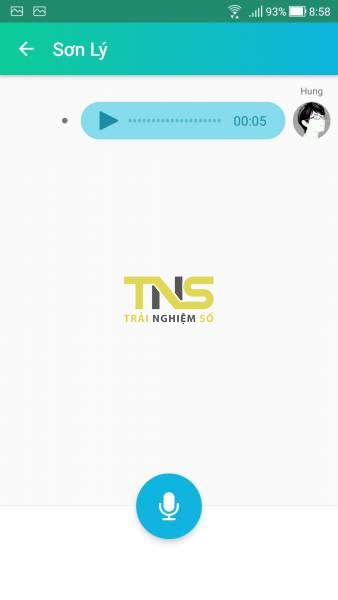 Screenshot 20180629 085841 338x600 - Trò chuyện với bạn bè trên Facebook bằng giọng nói