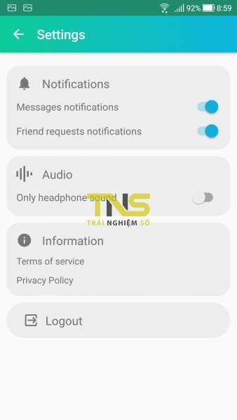 Screenshot 20180629 085945 338x600 - Trò chuyện với bạn bè trên Facebook bằng giọng nói