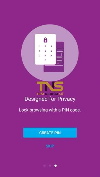 Screenshot 20180630 143705 338x600 - Keepsafe Browser: Trình duyệt gọn nhẹ và an toàn cho iOS, Android