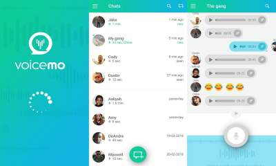VoiceMo 400x240 - VoiceMo: Ứng dụng trò chuyện với bạn bè trên Facebook bằng tin nhắn thoại