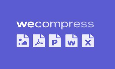 WeCompress 400x240 - WeCompress: Nén file miễn phí online và trên desktop