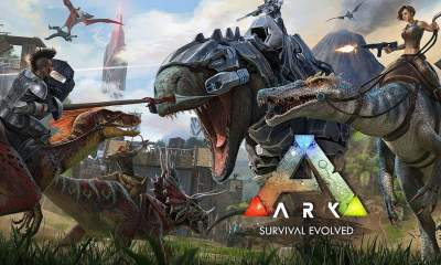 ark survival evolved android featured 400x240 - ARK: Survival Evolved đã có phiên bản cho Android