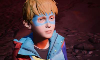 The Awesome Adventures of Captain Spirit preview