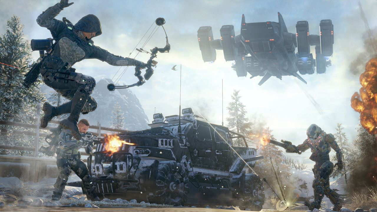 Call of Duty: Black Ops III free PlayStation Store