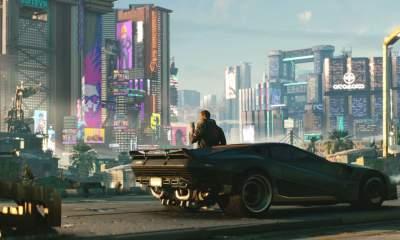 Cyberpunk 2077 preview