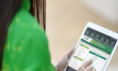 dang ky internet banking vietcombank 400x240 - Loạt tính năng mới trên ứng dụng Mobile Banking Vietcombank