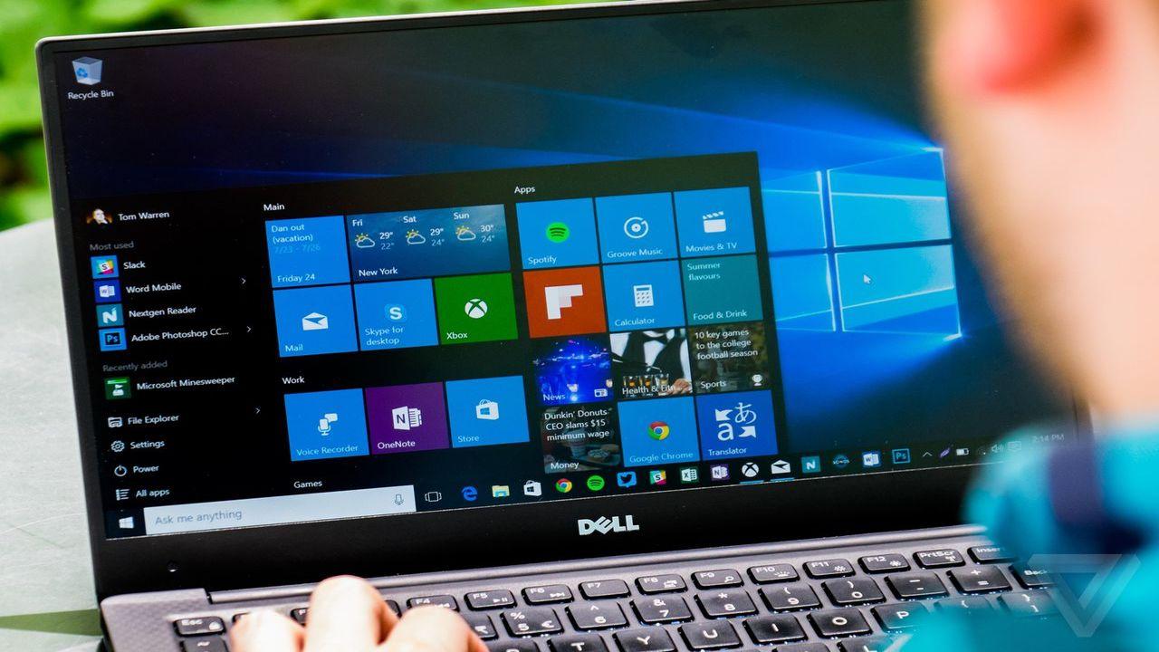 fix lỗi ko mở được start menu - Khắc phục lỗi không mở được trình đơn Start trên Windows 10 April 2018 Update