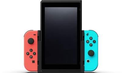 Flip Grip for Switch