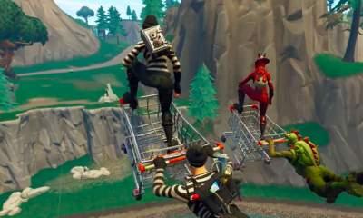 fortnite shopping cart issue featured 400x240 - Vì sao xe đẩy siêu thị trong Fortnite lại khiến Epic Games đau đầu?