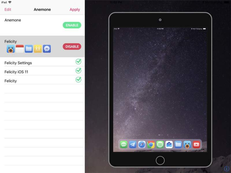 jailbreak ios 11 3 1 3 800x600 - Công cụ Electra có thể jailbreak từ iOS 11.2 - iOS 11.3.1
