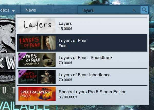 layers of fear free steam 2 600x428 - Nhanh tay nhận miễn phí game kinh dị tâm lý Layers of Fear, trị giá 188 ngàn đồng