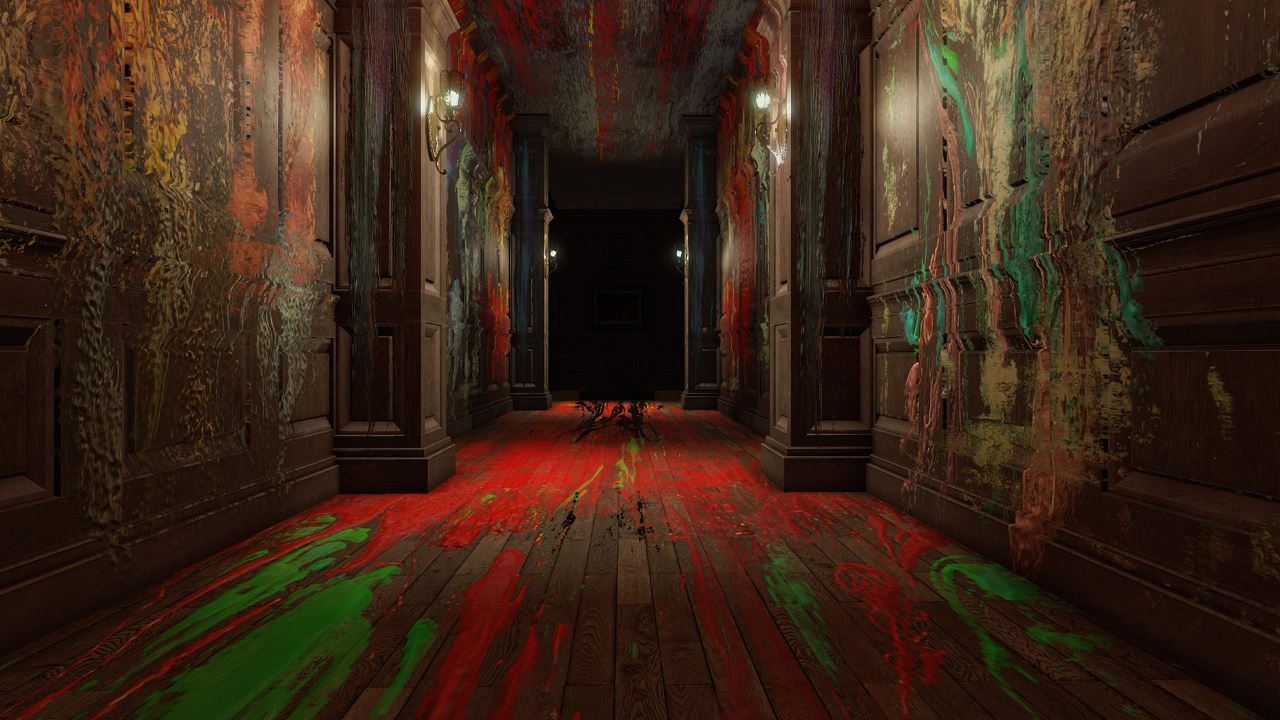 Layers of Fear free Steam