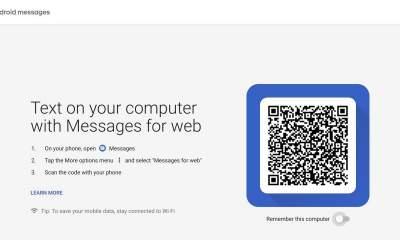 messages for web featured 1 400x240 - Cách nhắn tin SMS từ máy tính thông qua điện thoại Android