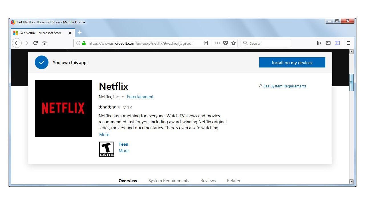 """microsoft store install on my devices featured - Microsoft cho phép """"cài đặt từ xa"""" các ứng dụng Windows 10 từ trang web Microsoft Store"""
