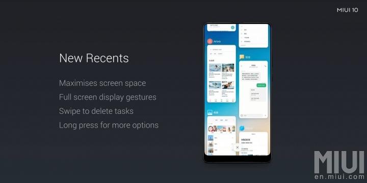 MIUI 10: Danh sách thiết bị được hỗ trợ và lộ trình cập nhật