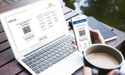 mua ve may bay bang QR Code 400x240 - Mua vé Vietnam Airlines bằng QR Code