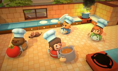"overcooked review featured 400x240 - Đánh giá Overcooked - ""cuộc chiến"" nhà bếp"