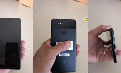 pixel 3 xl featured 400x240 - Pixel 3 XL lộ hình ảnh đủ góc cạnh