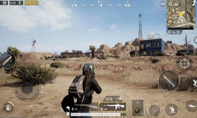 PUBG Mobile Chinese 0.7.1 released