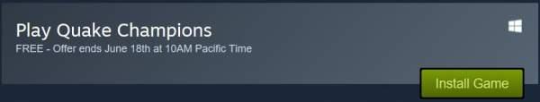 """quake champions free steam 3 600x114 - Đang miễn phí game """"sát thủ phần cứng"""" Quake Champions"""