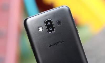 samsung galaxy j7 duo1 400x240 - Samsung Galaxy J7 Duo bán độc quyền trên Lazada, giá 5,49 triệu đồng