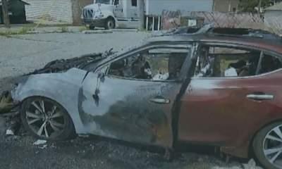 samsung galaxy on fire burn nissan maxima featured 400x240 - Điện thoại Samsung lại dính vào vụ cháy nổ mới, thiêu rụi cả xe ô tô