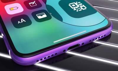 scan qr code in ios 12 featured 400x240 - Cách bật chế độ quét QR-code thủ công trên iOS 12