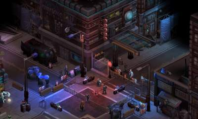 Shadowrun Returns Deluxe free Humble Store