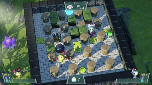 """super bomberman r screenshot 2 600x338 - Đánh giá Super Bomberman R - """"thánh quăng bom"""" tái xuất"""