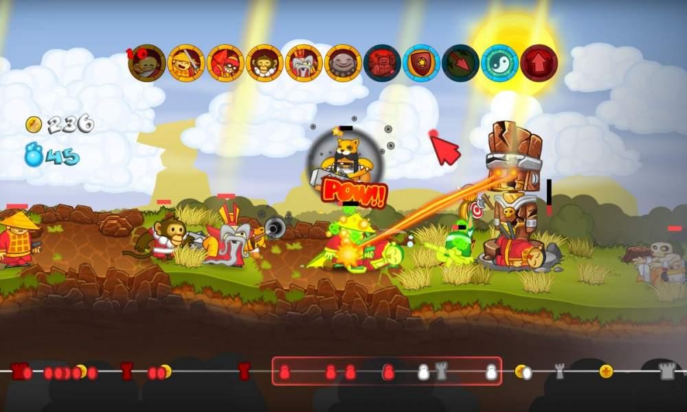 swords and soldiers featured 1000x600 - Đang miễn phí game thủ thành cực hay Swords & Soldiers HD trị giá 120.000đ