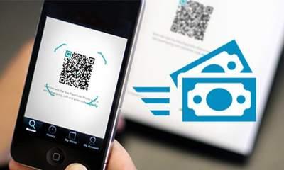 thanh toan bang QR CODE 400x240 - UnionPay chính thức tham gia thị trường thanh toán di động