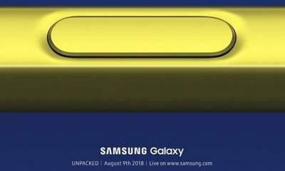 thu moi galaxy note 9 1 15301226759191906881565 400x240 - Samsung Note 9 chính thức trình làng ngày 9/8