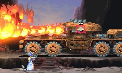 Wild Guns Reloaded game review