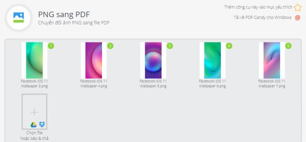 PDFCandy: Tiện ích chỉnh sửa PDF trực tuyến và trên Windows miễn phí 9