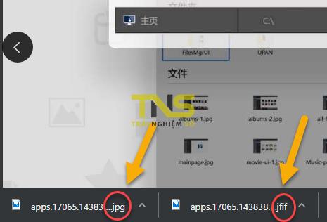 2018 07 31 14 12 54 - Khắc phục lỗi lưu ảnh JPEG thành JFIF trên Chrome 68 và Windows 10