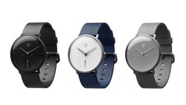 Mijia Quartz 600x338 - Xiaomi Mijia Quartz: smartwatch lai giá 52 USD