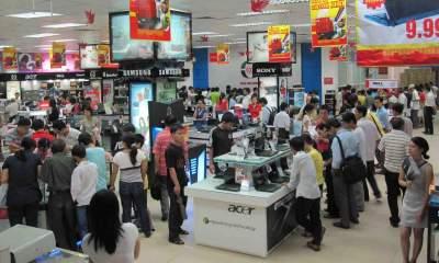 Nguyen Kim 400x240 - Vì sao Nguyễn Kim bị cưỡng chế tài khoản?