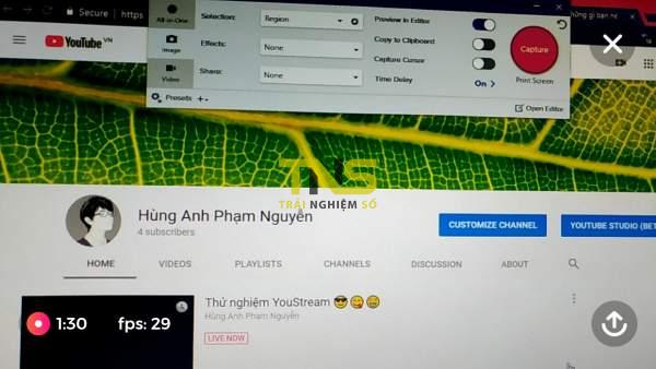Screenshot 20180705 152204 600x338 - Cách tạo video live stream cực nhanh lên YouTube từ Android