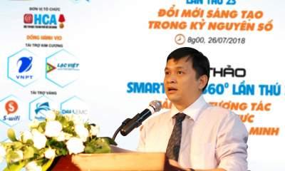 VIO 400x240 - Công bố chuỗi sự kiện lớn ngành ICT diễn ra trong tháng 7