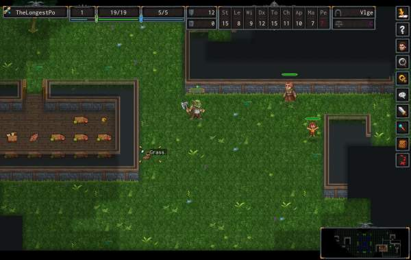 Adom (Ancient Domains of Mystery) screenshot