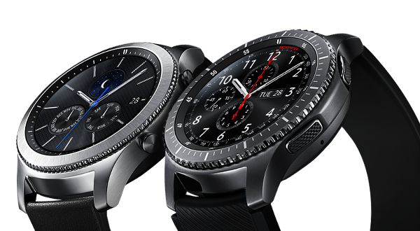 Smartwatch mới của Samsung có tên Galaxy Watch, tích hợp trợ lý ảo Bixby 1