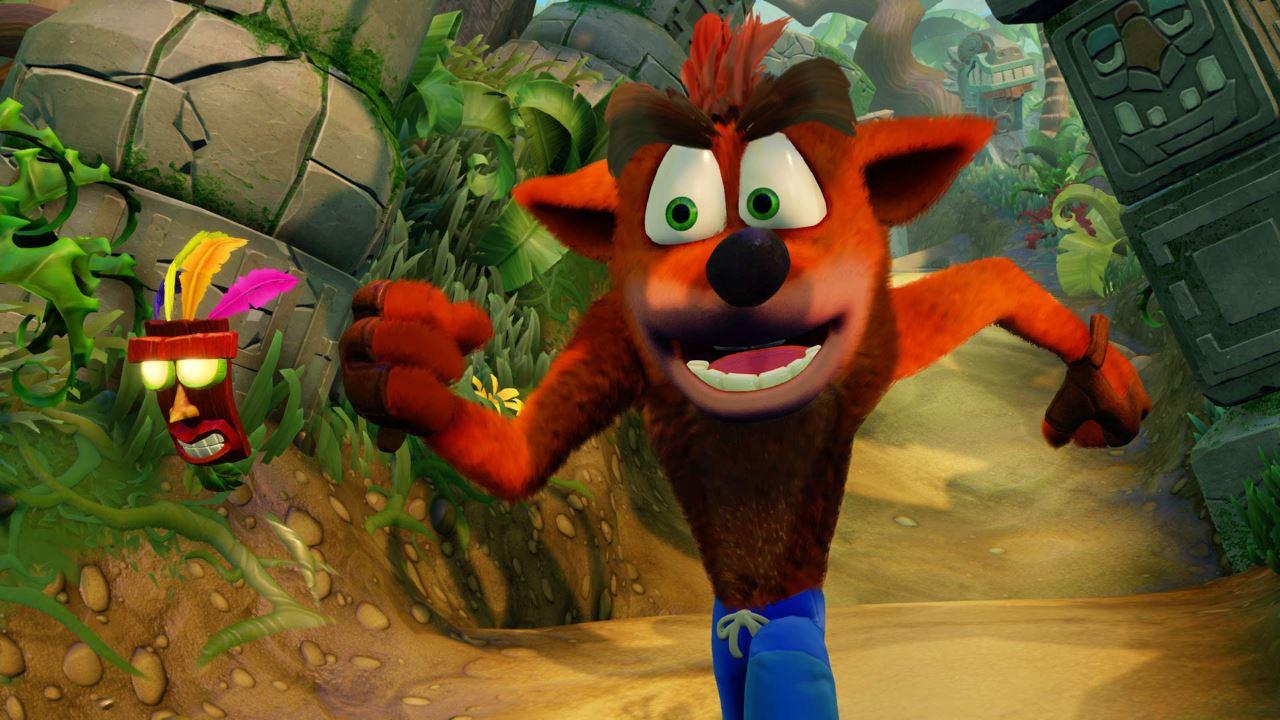 Crash Bandicoot: N. Sane Trilogy game review