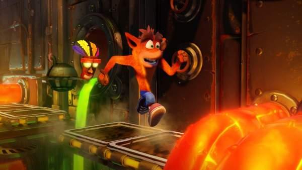 Crash Bandicoot: N. Sane Trilogy screenshot