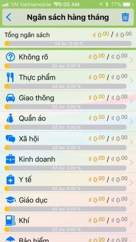Đang miễn phí ứng dụng tài chính khá hay, có tiếng Việt, giá gốc 69.000đ 4
