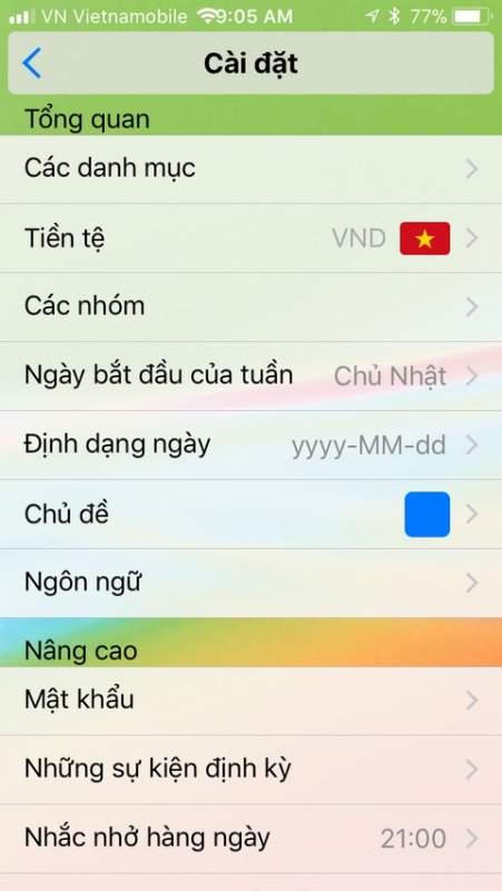 Đang miễn phí ứng dụng tài chính khá hay, có tiếng Việt, giá gốc 69.000đ 6