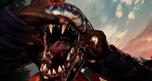 earthfall screenshot 5 600x322 - Đánh giá game Earthfall - Left 4 Dead chủ đề người ngoài hành tinh