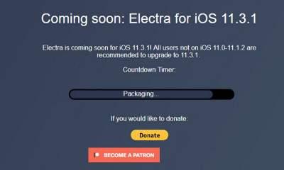 ios 11 3 1 jailbreak featured 2 400x240 - Jailbreak iOS 11.3.1 sẽ ra mắt trong vài ngày tới